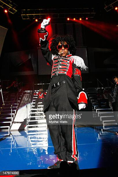 Princeton of Mindless Behavior performs at the Mann Center For Performing Arts on July 6 2012 in Philadelphia Pennsylvania