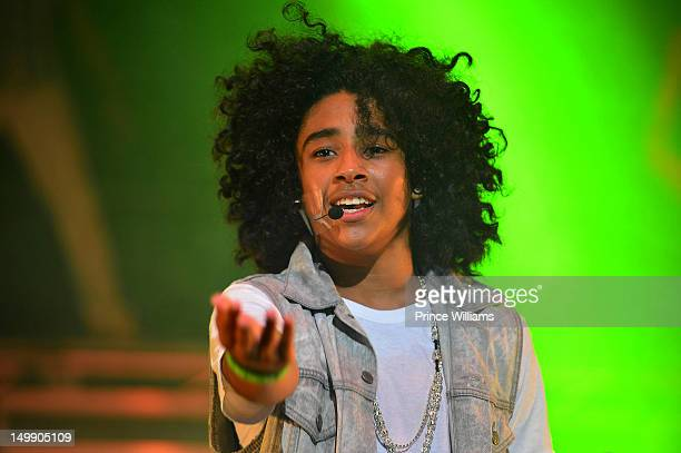 Princeton performs at The Fox Theatre on August 4 2012 in Atlanta Georgia