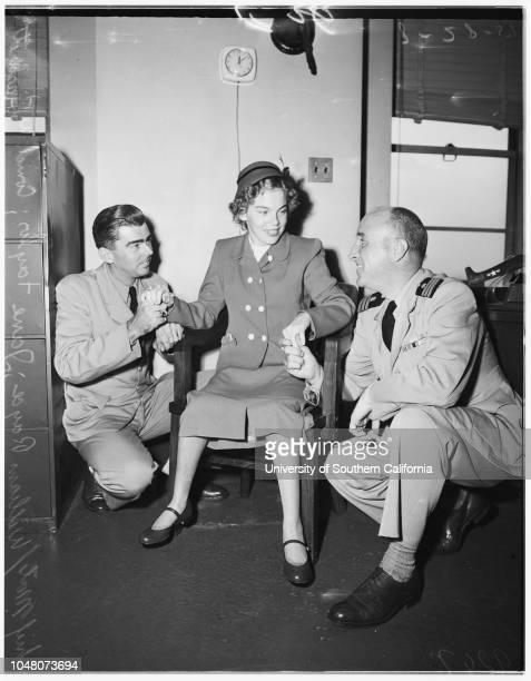 Princeton returns 28 August 1951 Chief Mate William RoyceJane Taylor Commander W H Harlnett