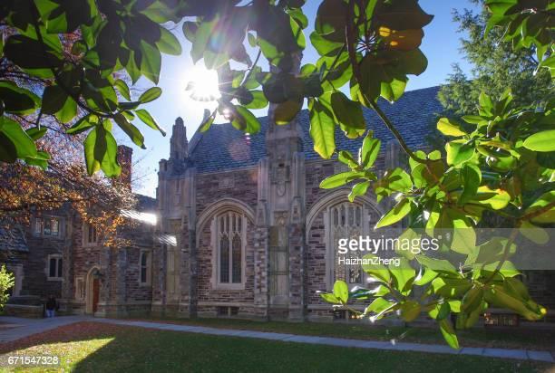 プリンストン大学 - ニュージャージー州 プリンストン ストックフォトと画像