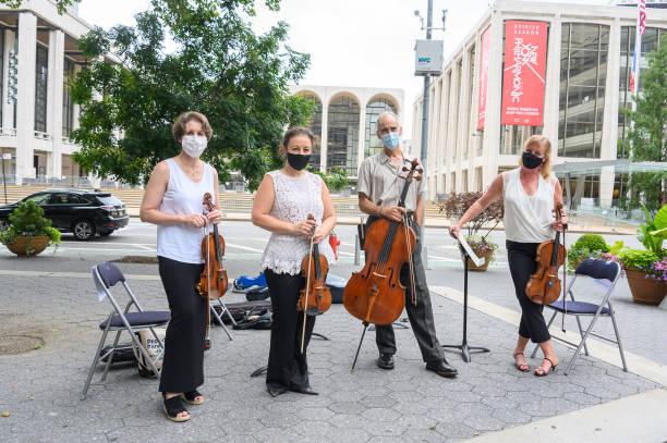 NY: New York Philharmonic Orchestra Surprise Performance