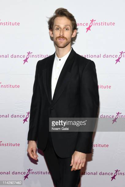 Principal Dancer for the NYCB Adrian DanchigWaring attends the National Dance Institute's 43rd Annual Gala at Ziegfeld Ballroom on April 15 2019 in...