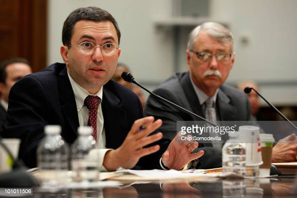 Principal Deputy Food and Drug Administration Commissioner Joshua Sharfstein and Acting Associate FDA Commissioner for Regulatory Affairs Michael...