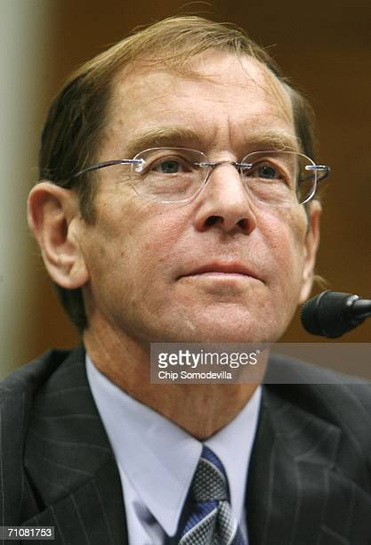 Principal of The Lichfield Group Bruce Fein testifies before the House Judiciary Committee during the oversight hearing titled Reckless Justice Did...