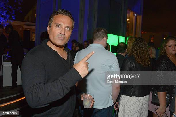 Principal President Prime Universe Productions Adrian Askarieh attends Entertainment Weekly's ComicCon Bash held at Float Hard Rock Hotel San Diego...