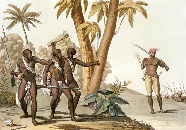 Image result for slave rebellions in guyana
