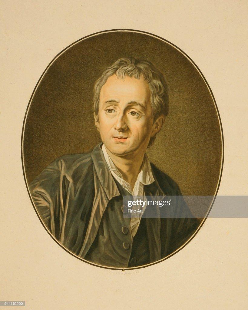 Denis Diderot : News Photo