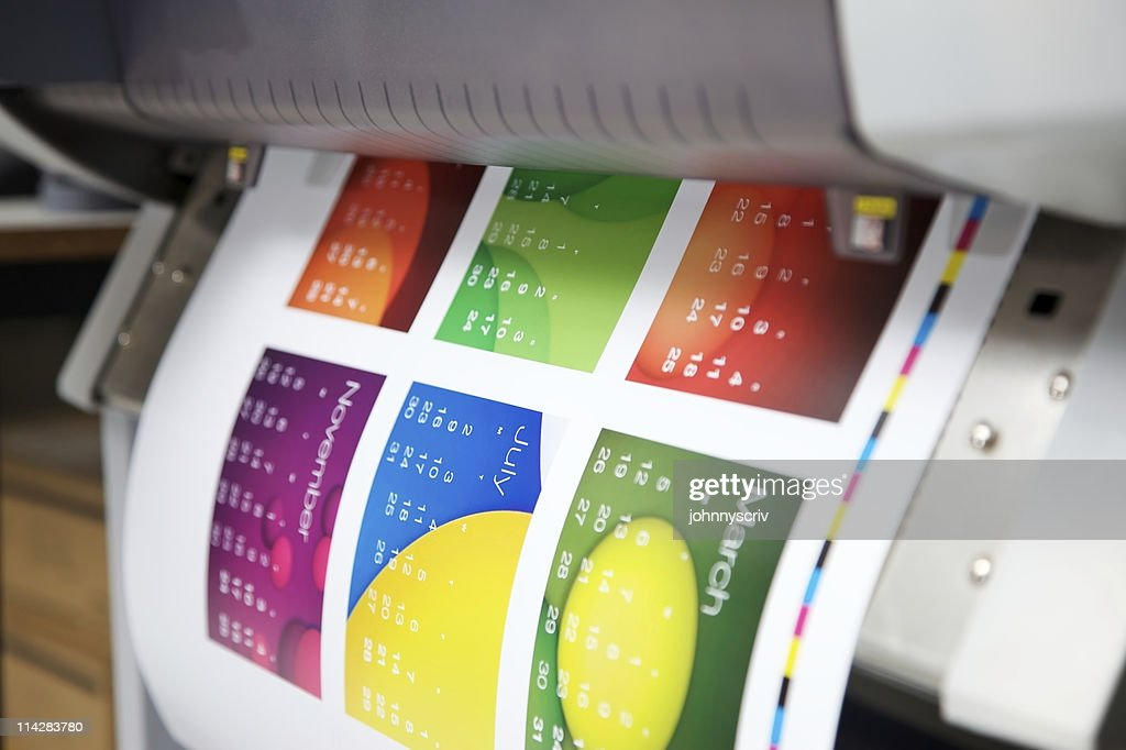 Print Out... : Stock Photo