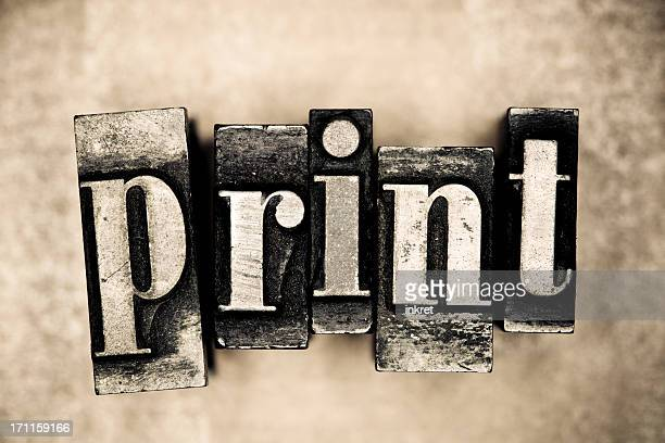 - Print