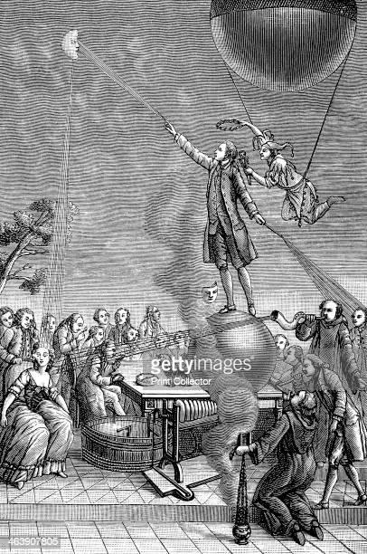 Print satirising Mesmer 1784 In 1779 soon after the publication of his treatise Memoire sur la decouverte de magnetism animal Franz Anton Mesmer the...