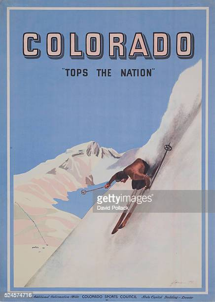 Printed by the Colorado Sports Council 1941