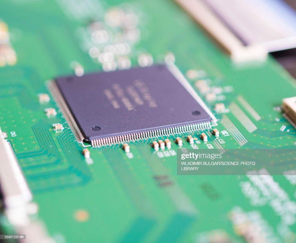 Printed Circuit Board Stock Photo Getty Images