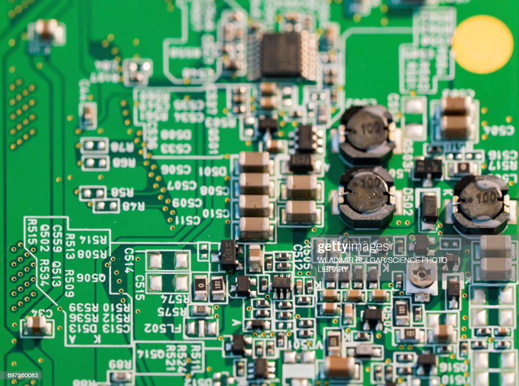 Printed Circuit Board Stock Photo - Getty Images