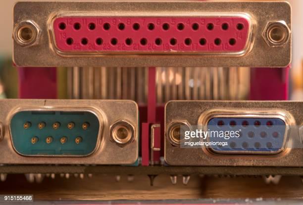 printer and vga entrance - Electric circuits