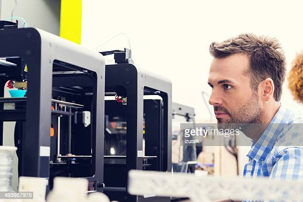 3d printer office - printout stock pictures, royalty-free photos & images