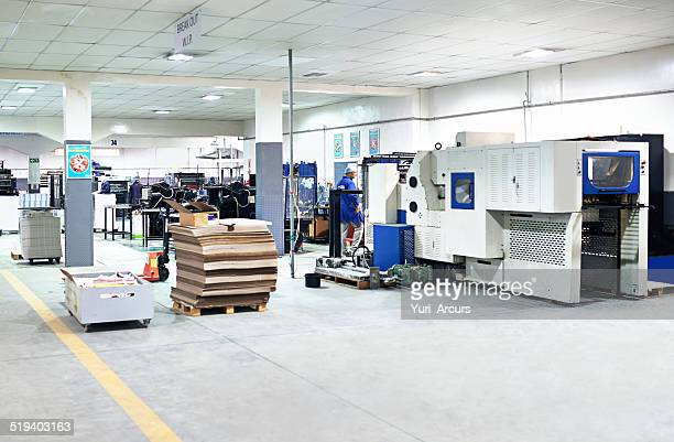 Printing and shipping under one roof