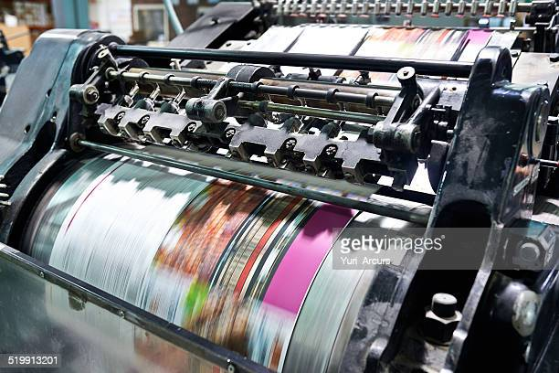 printing at high speed - printout stock pictures, royalty-free photos & images