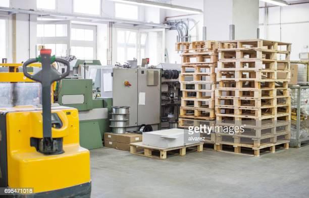 Druck-Fabrik-Lager