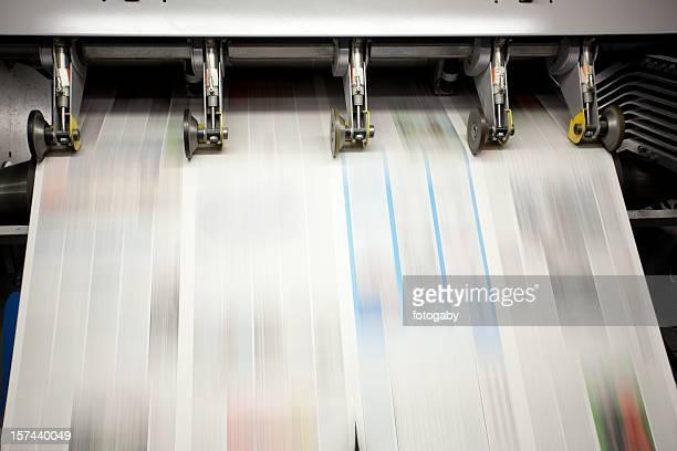 Drucker Maschine