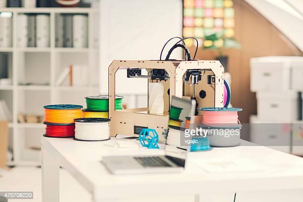 3 D Printing Büro.