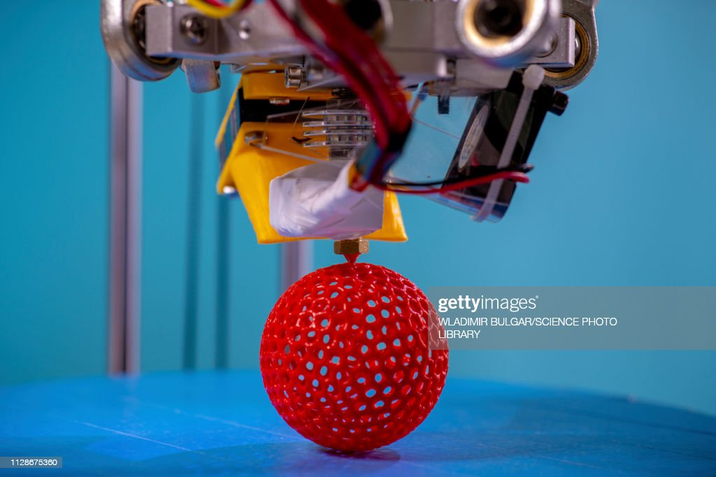 3D printing : Stock Photo