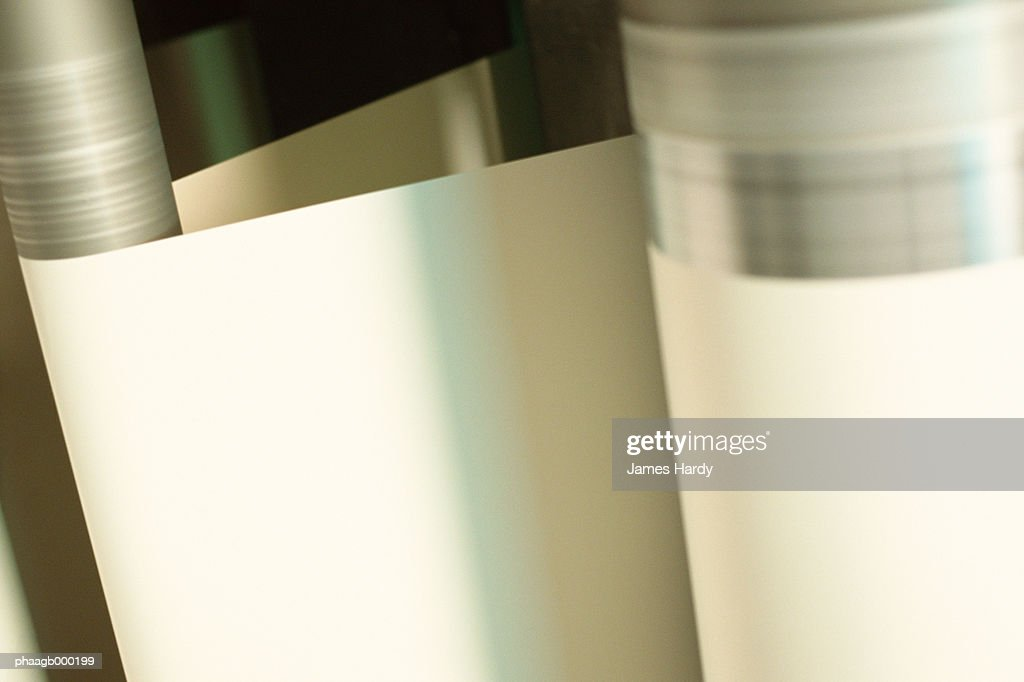 Printing press : Stock Photo