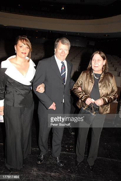 Prinz Christian Sigismund von Preußen Ehefrau Prinzessin Nina von Preußen Claudia Schläfereit PremierenParty zur EuropaPremiere von dem Musical Marie...