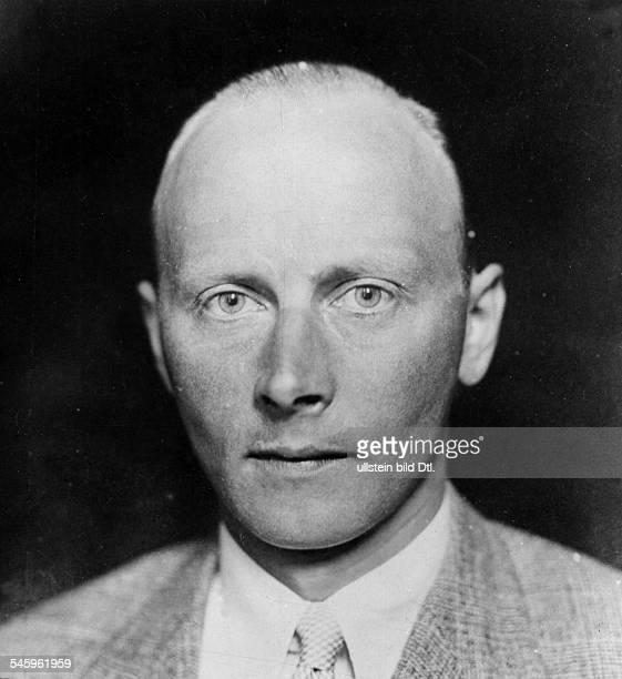 Prinz Christoph von HessenPorträt 1933