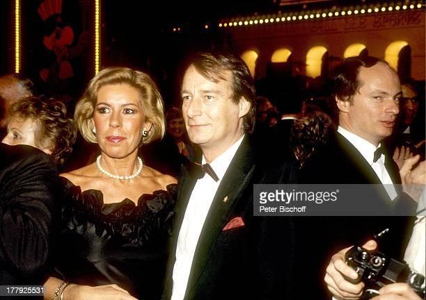 Prinz Michael von Preussen Ehefrau Prinzessin Brigitte von Preussen Polterabend von D O N A T A G R Ä F I N Z U C A S T E L L R † D E N H A U S E N...