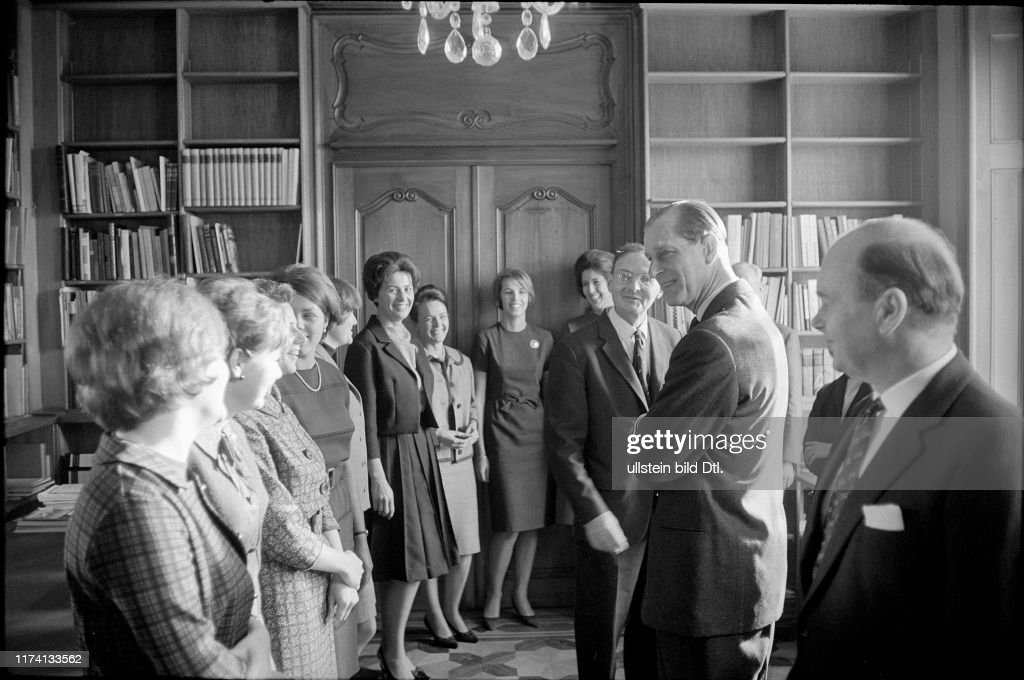 Prinz Philip Besuch Im Wwf Morges 1965 News Photo Getty Images