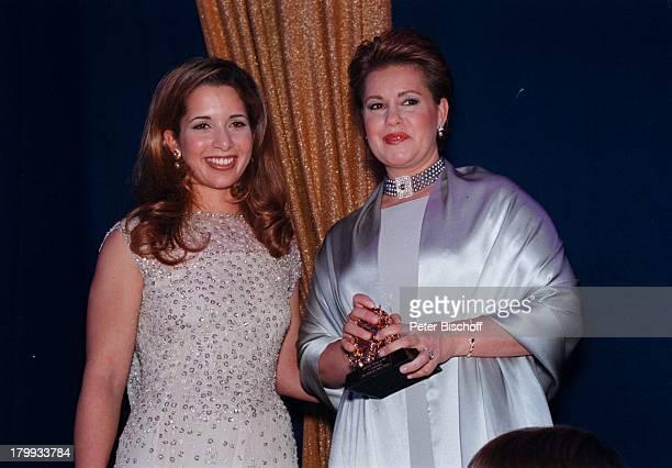 Prinzessin Haya von JordanienGroßherzogin Maria Teresa von LuxemburgInternationale UnescoBenefizGala 'Kinderin Not' Swisshotel Neuss