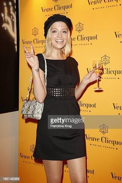 Prinzessin Xenia Von Sachsen Beim 25 Prix Veuve Clicquot Im Hotel De Rome In Berlin