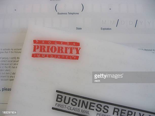 Priority Paperwork