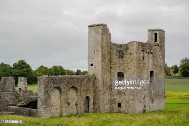 priory of st john the baptist, trim, county meath, republic of ireland - former stock pictures, royalty-free photos & images