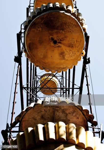 pripyat / chernobyl, ukraine (ussr) russia - fusione del nocciolo di un reattore nucleare foto e immagini stock
