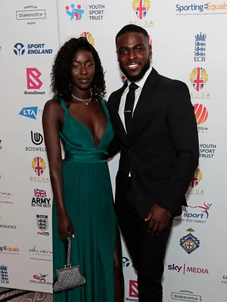 GBR: British Ethnic Diversity Sports Awards 2020 - Drinks Reception