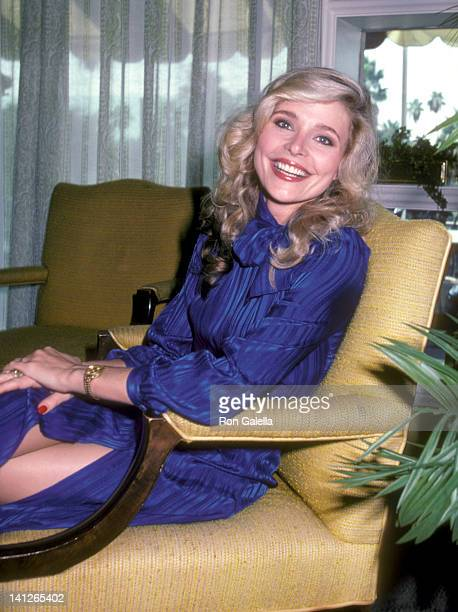 Priscilla Barnes at the Three's Company Press Luncheon Beverly Hills Hotel Beverly Hills