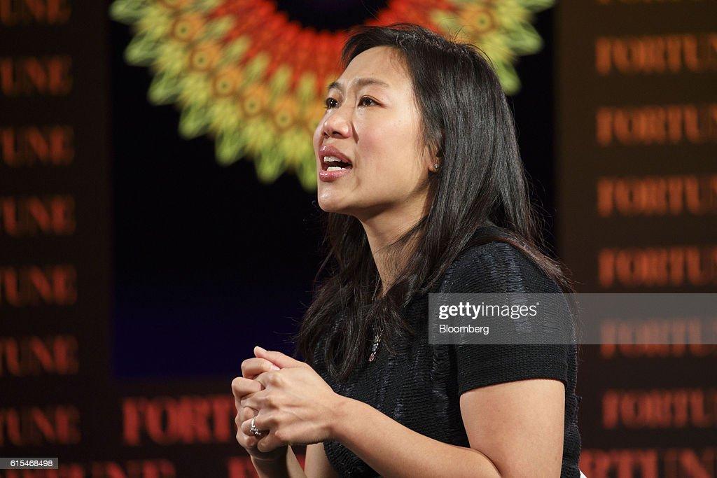 Priscilla Chan, co-founder of the Chan Zuckerberg Initiative
