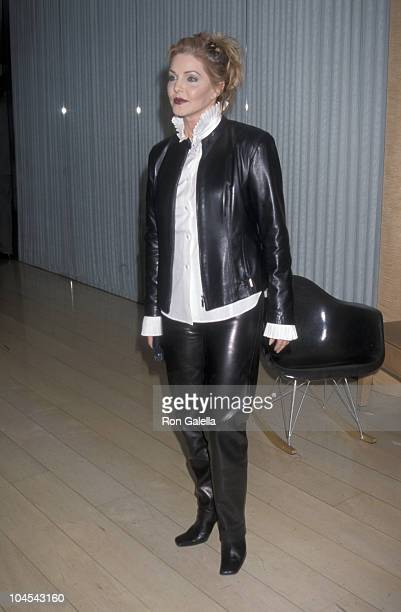 Priscilla Presley during Stars Raise Money Online for the Dream Foundation Ebaycom/Dollars to Dreams at Sky Bar in Los Angeles California United...