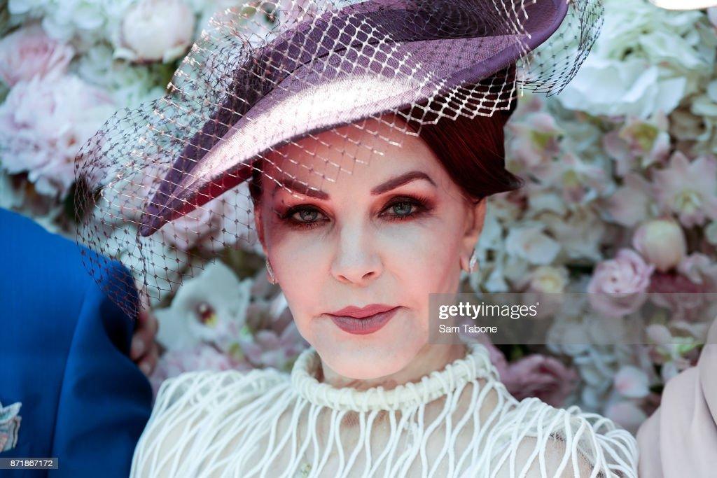 Celebrities Attend Oaks Day : News Photo