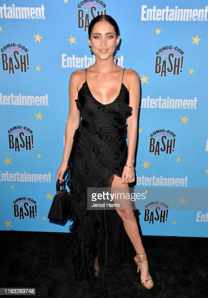 Priscilla Quintana attends Entertainment Weekly ComicCon Celebration at Float at Hard Rock Hotel San Diego on July 20 2019 in San Diego California