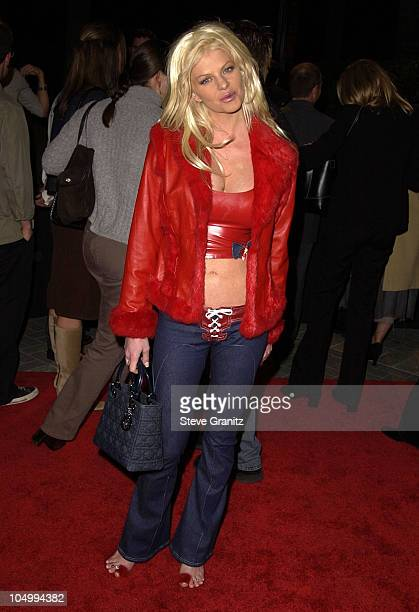 Priscilla Taylor arriving at the premiere of Orange County