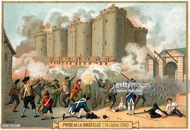 Prise de la Bastille July 14 1789