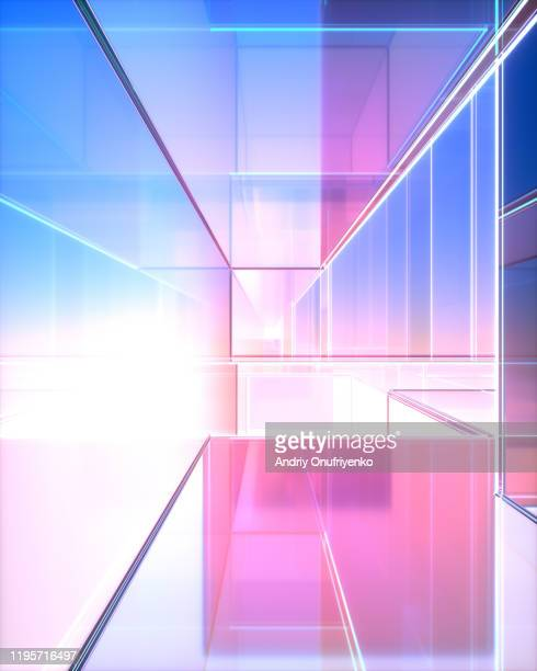 prism blocks - transparent stock pictures, royalty-free photos & images