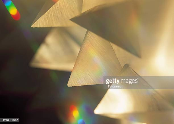Prism, Group Of Objects, Light, Block, Science And Technology, Indoor, Close-Up