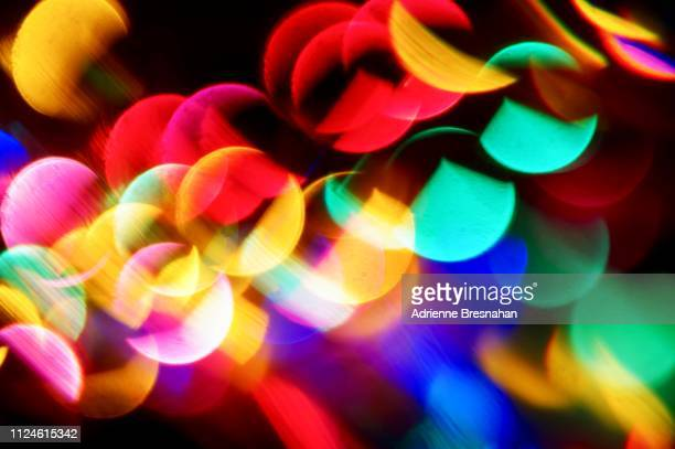 Rainbow Bokeh Photos And Premium High Res Pictures Getty Images