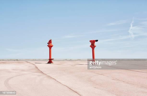 Prismáticos para turistas