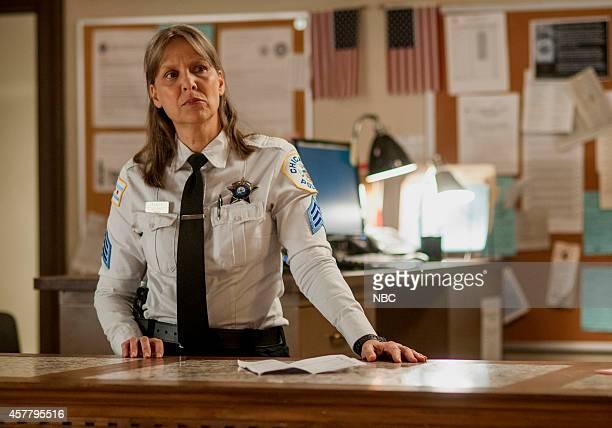 D 'Prison Ball' Episode 206 Pictured Amy Morton as Trudy Platt