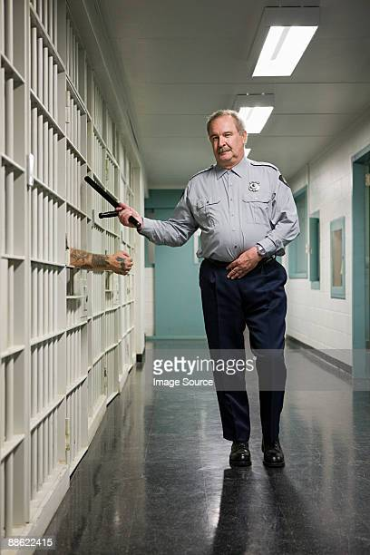 prison guard - prison guard stock pictures, royalty-free photos & images