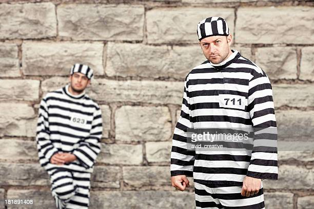 prison inmates - prisoner stock pictures, royalty-free photos & images